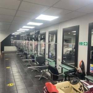 Oasis Hair Beauty Salon in Queensferry Flintshire 2