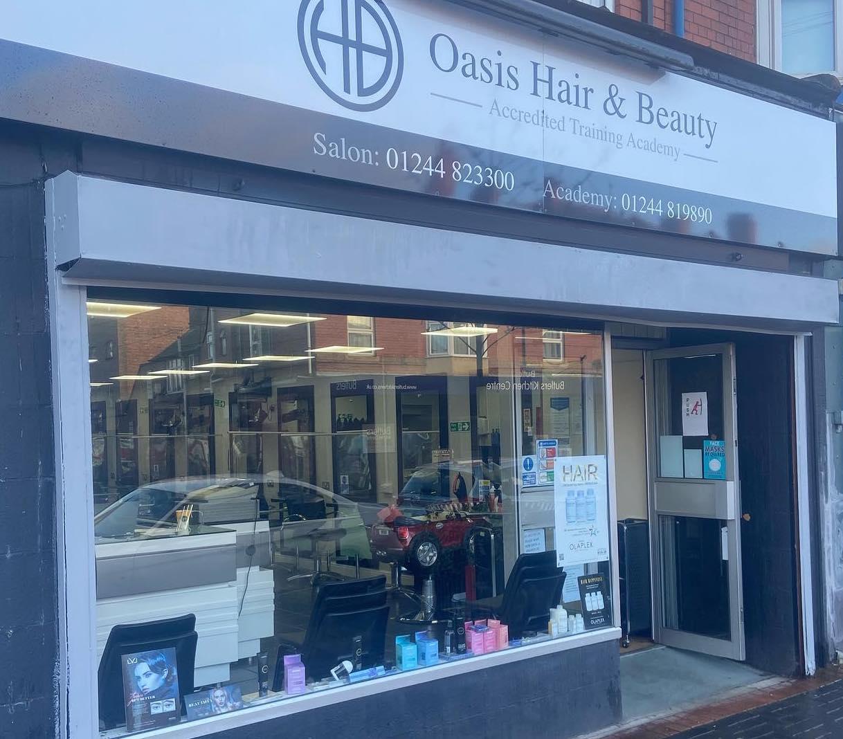 Oasis Hair Beauty Salon in Queensferry Flintshire 3 1