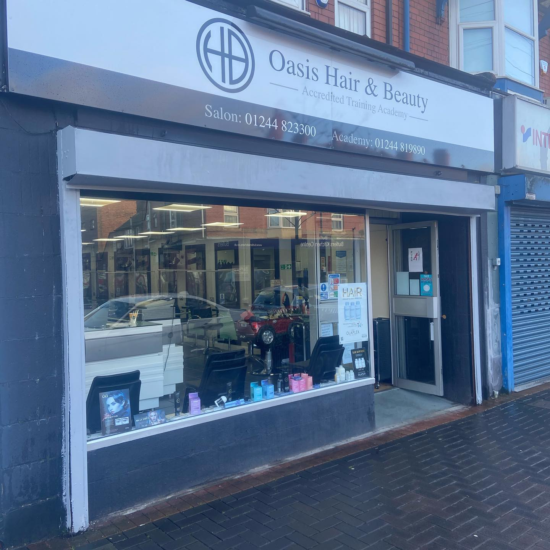 best hair and beauty salon in Queensferry, Flintshire