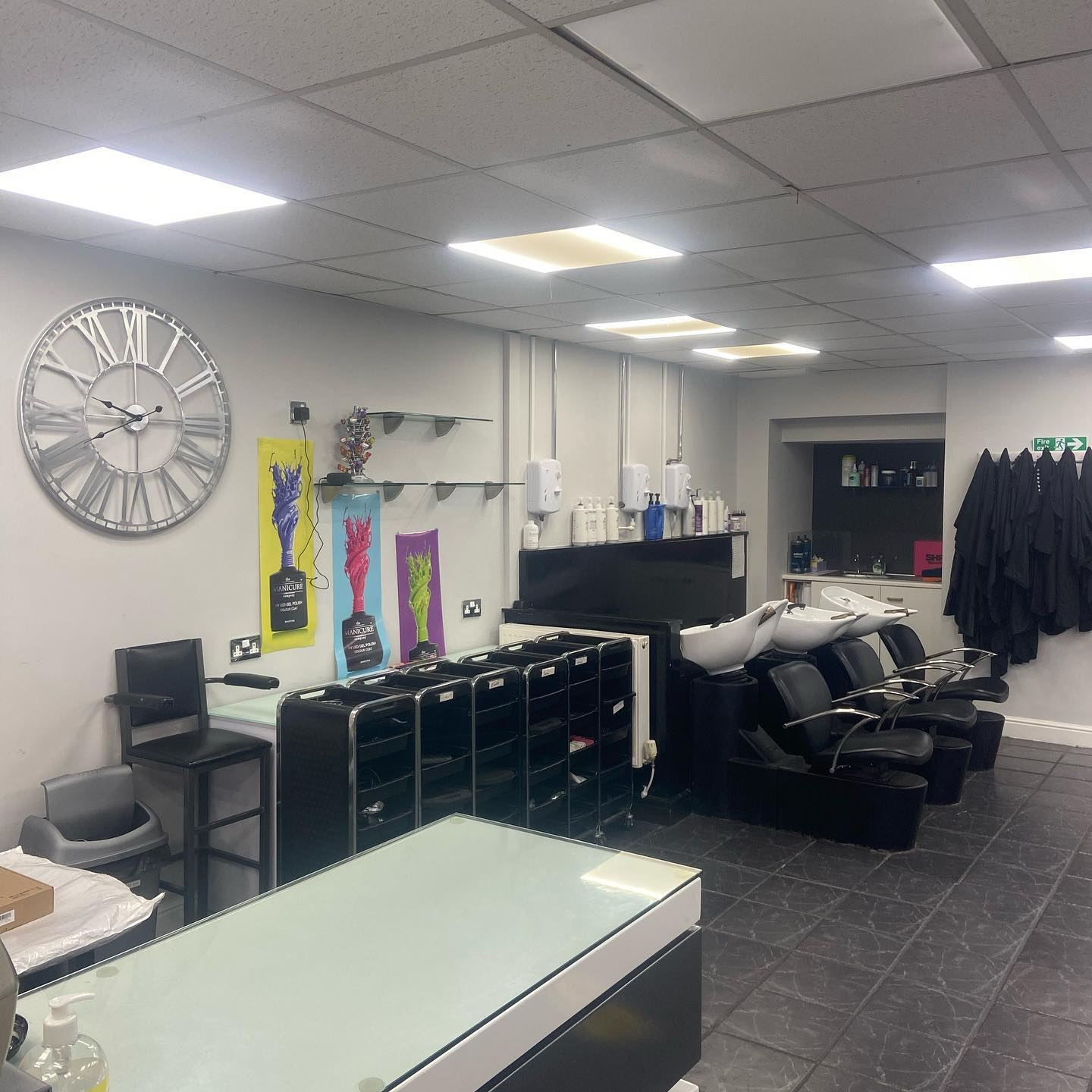 the best hair and beauty salon in Queensferry, Flintshire