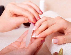 manicures pedicures Oasis Hair Beauty Salon Queensferry Flintshire