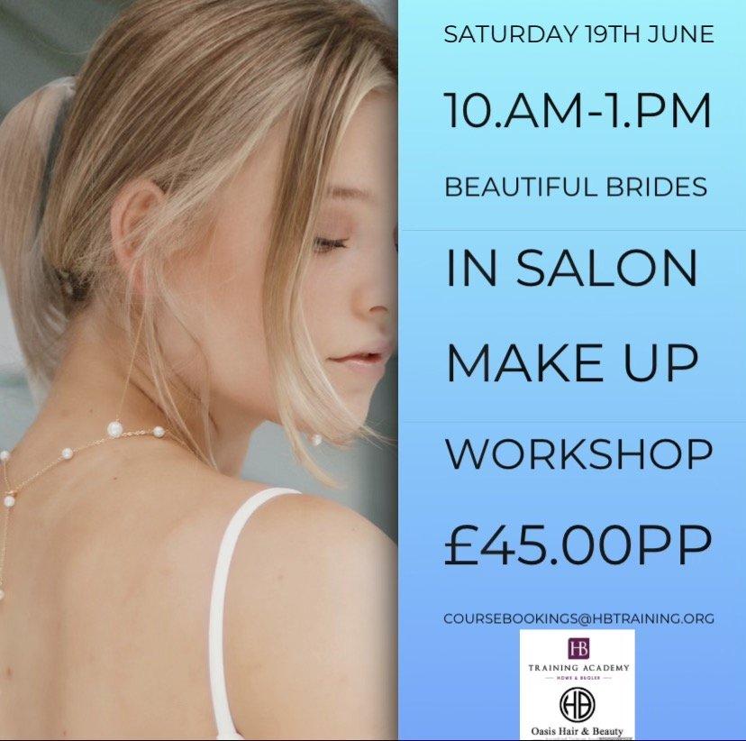 Bridal Makeup Course North Wales