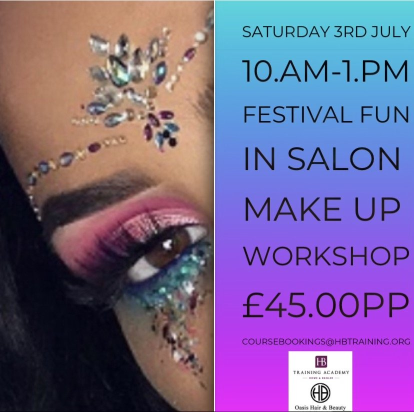 Hair Makeup Course North Wales