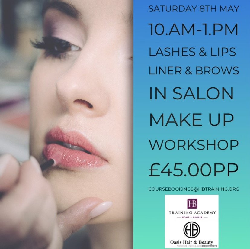 Lashes Brows course