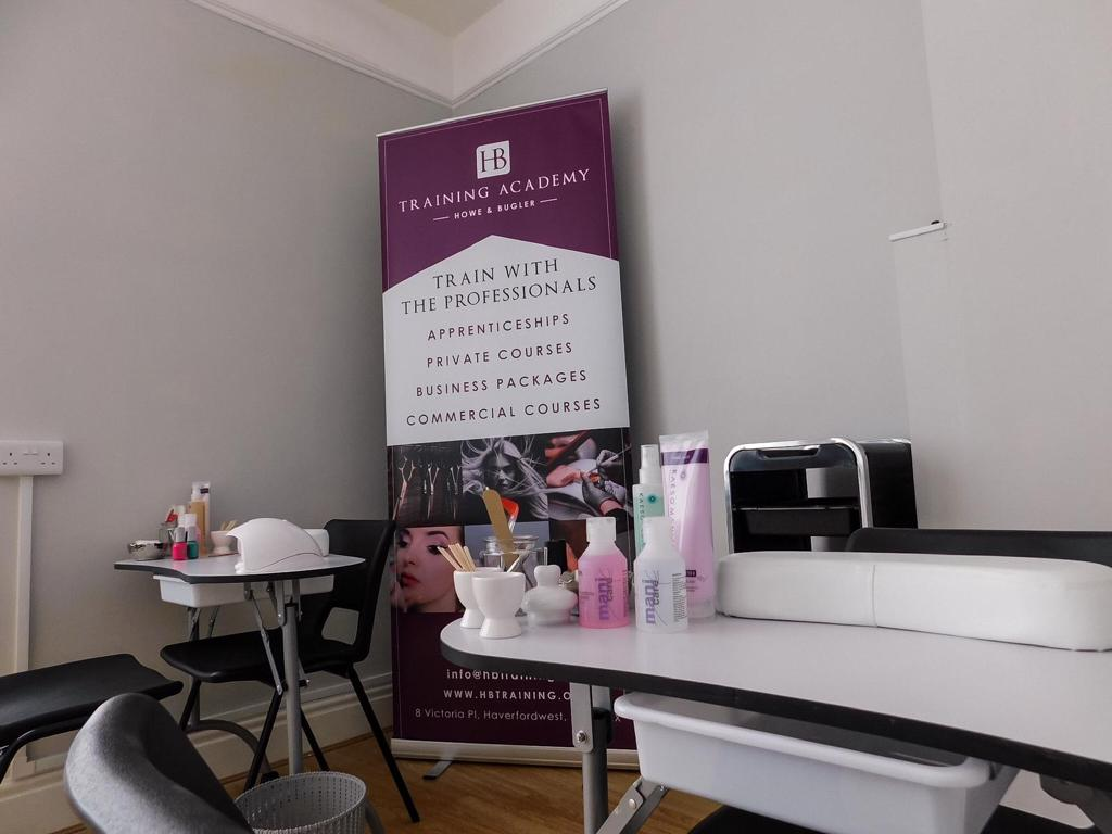 Top Hairdressing and Beauty Academy Flintshire