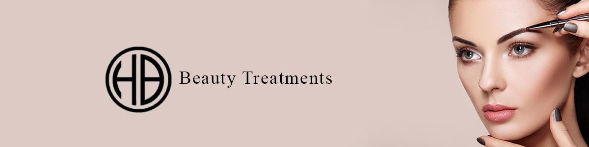 Beauty Treatments inner banner