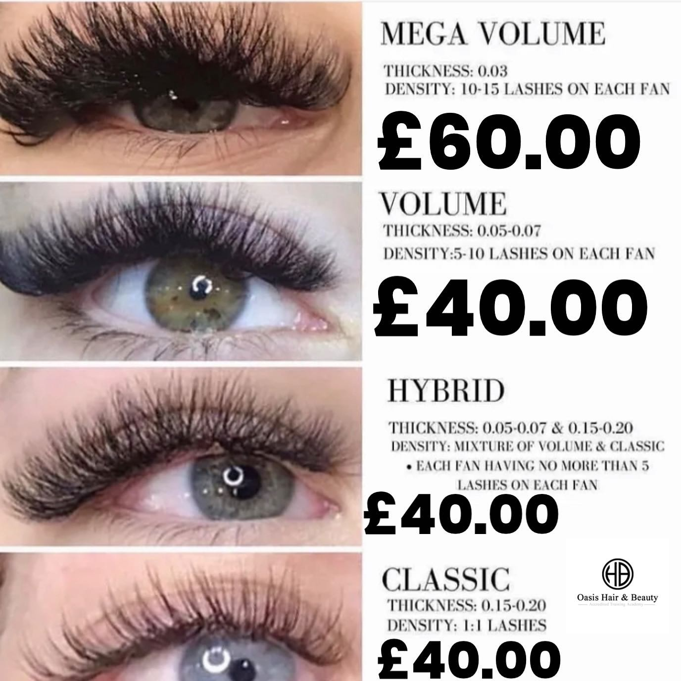 Lashes Offer