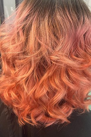 Gorgeous Hair Colour  at Oasis Hair & Beauty Salon in Queensferry, Flintshire