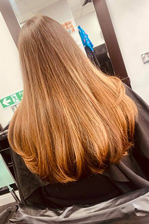 Stunning Hair Colour  at Oasis Hair & Beauty Salon in Queensferry, Flintshire