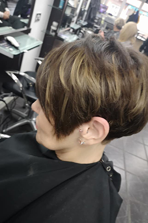 Cutting & Styling at Oasis Hair & Beauty Salon in Queensferry, Flintshire